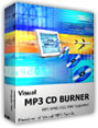 Visual MP3 CD Burner